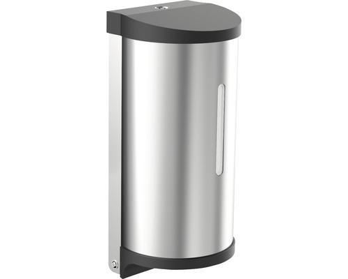 Emco system 2 distributeur à capteur en alu pour savon liquide et gel désinfectant 352100106