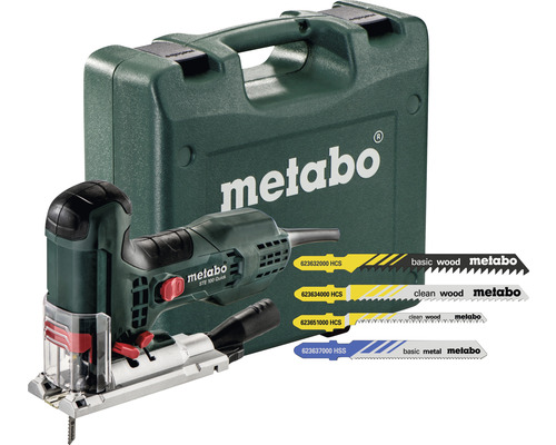 Kit scie sauteuse Metabo STE 100 Quick