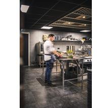 Table pliante VEBA en métal aluminium-thumb-5
