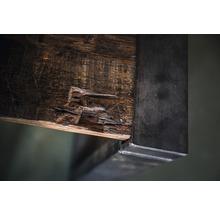 Piètement de table VEBA Old Dutch pieds de table en forme de U bois 220 x 80 cm marron-thumb-5