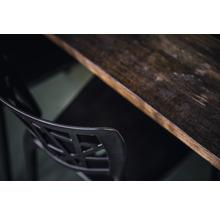 Plateau de table VEBA Old Dutch en bois 220 x 80 cm marron-thumb-2