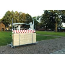 Chariot de transport VEBA pour stands de marché max. 250 kg-thumb-2