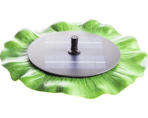 Pompe pour jeux d''eau île solaire SPF150-00 flottante 1,3 W