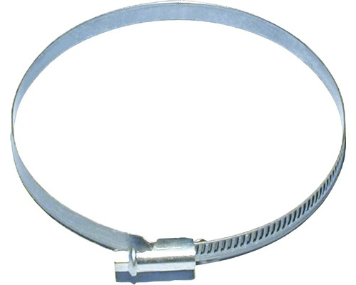 Collier en acier inoxydable de 144 à 160 mm