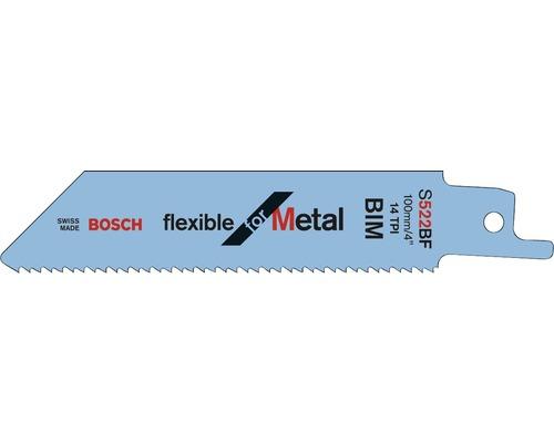 Lame de scie sabre Bosch S 522 BF Lot de 2