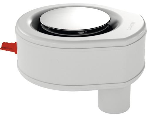 Vidage de douche Kaldewei KA 90 vertical modèle 4105 avec filtre à cheveux couvercle chrome 687772550999