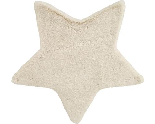 Romance étoile beige 80 cm