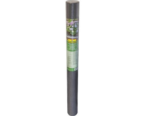 Intissé anti-mauvaises herbes 90g/m² FloraSelf® 1500x100cm, noir