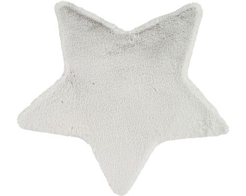 Romance étoile gris clair 80 cm