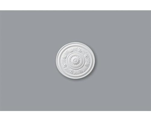 Rosette B16 blanc Ø 39cm