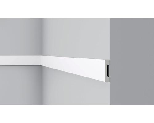 Profilé mural C9 blanc 1x2m