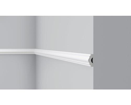 Profilé mural CL1 blanc 1x2m