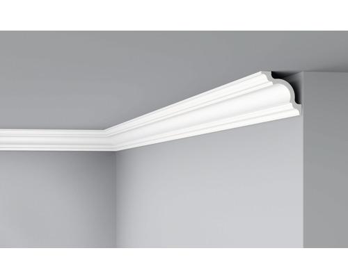 Moulure de plafond D10 blanc 1x 2m