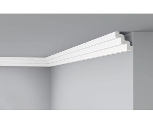 Moulure de plafond D16 blanc 1x 2m