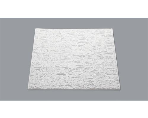 Dalle de plafond T102 50x50cm x 10mm lot de 8
