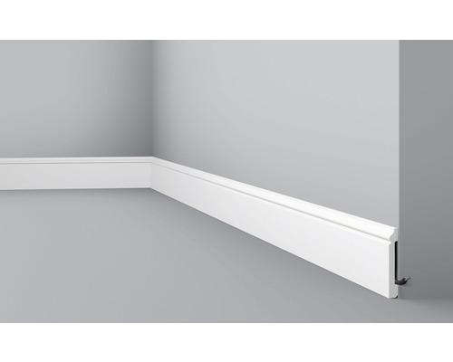 Plinthe C3 blanc 2m