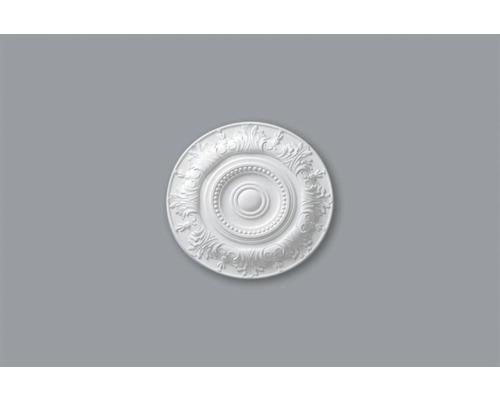 Rosace M67 blanc Ø 50 cm