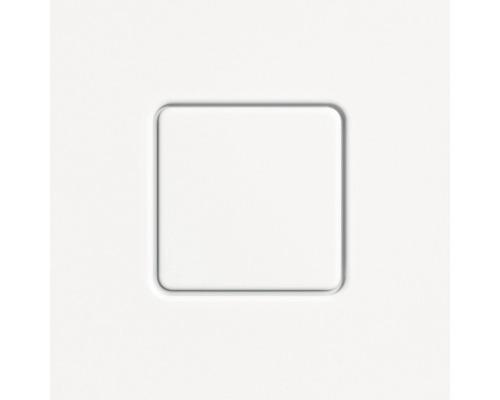 Bouchon d''écoulement KALDEWE KA120 CONOFLAT blanc alpin mat avec Secure Plus 687772572711