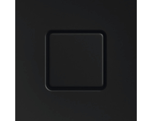 Bouchon d''écoulement KALDEWEI KA120 CONOFLAT noir mat 100 avec Secure Plus 687772572676