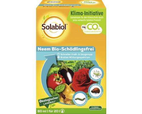Anti-parasites bio Neem Solabiol 60ml