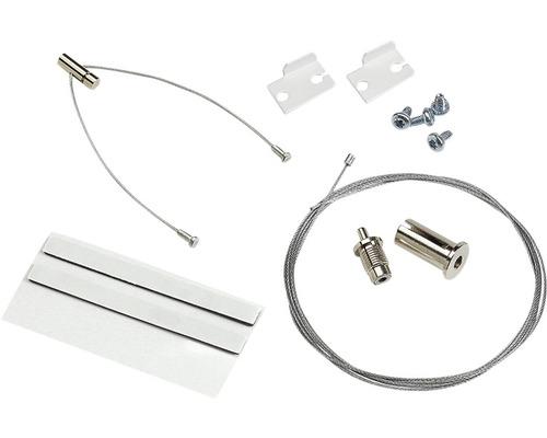Set de suspension sans câble d''alimentation blanc
