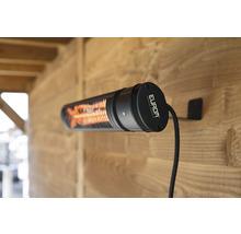 Chauffage de terrasse Eurom Slim 1500 1500 watts avec télécommande-thumb-7