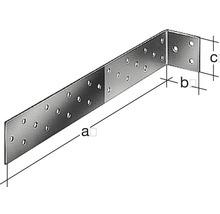 Structure en acier plat pour bétonner 285x40x40mm, galvanisée sendzimir, 1 unité-thumb-1