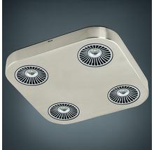 Spot LED Montale 4x5.4W nickel/mat 94183-thumb-0