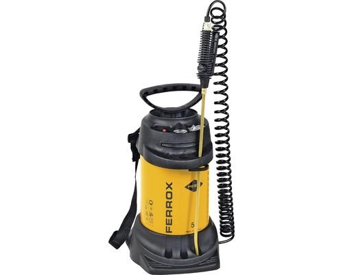 Appareil de pulvérisation haute pression MESTO FERROX 5 Litres