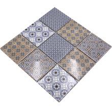 Mosaïque céramique Quadrat Classico mélange-thumb-3