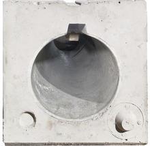 Rigole de drainage H-Drain rigole à fente 100x16x16cm-thumb-1