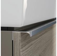 Meuble sous-vasque Cersanit pour Virgo 60 chêne gris S522020 sans vasque-thumb-1