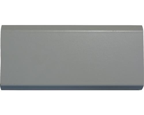Profilé de montage tube d''enroulement 30 gris-0