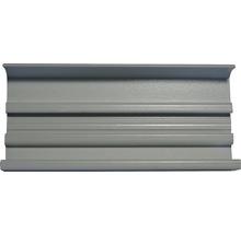 Profilé de montage tube d''enroulement 30 gris-thumb-2