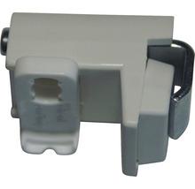 Support de serrage pour store plissé sur mesure BASIC blanc-thumb-1