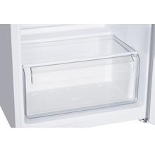 Réfrigérateur congélateur PKM GK212 SI lxhxp 54.50 x 143.00 x 55.50 cm compartiment de réfrigération 169 l compartiment de congélation 37 l-thumb-3