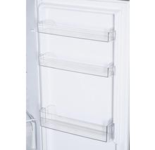 Réfrigérateur congélateur PKM GK212 SI lxhxp 54.50 x 143.00 x 55.50 cm compartiment de réfrigération 169 l compartiment de congélation 37 l-thumb-5