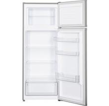 Réfrigérateur congélateur PKM GK212 SI lxhxp 54.50 x 143.00 x 55.50 cm compartiment de réfrigération 169 l compartiment de congélation 37 l-thumb-1