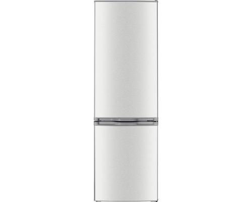 Réfrigérateur congélateur PKM KG262IX-M lxhxp 55 cm x 180 cm x 56 cm cm compartiment de réfrigération 191 l compartiment de congélation 71 l-0