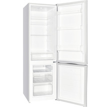 Réfrigérateur congélateur PKM KG262IX-M lxhxp 55 cm x 180 cm x 56 cm cm compartiment de réfrigération 191 l compartiment de congélation 71 l-thumb-2