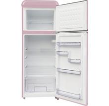 Réfrigérateur congélateur Wolkenstein WKG218RT SP lxhxp 55 cm x 147 cm x 60 cm cm compartiment de réfrigération 160 l compartiment de congélation 48 l-thumb-2