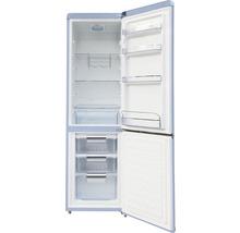 Réfrigérateur congélateur Wolkenstein WKG265RT LB lxhxp 55 cm x 188,30 cm x 60 cm cm compartiment de réfrigération 186 l compartiment de congélation 64 l-thumb-2