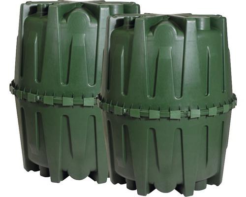 Fosse de récupération des eaux usées Herkules 3200 litres