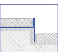 Gefällekeil Dural links 120 cm 11 mm-thumb-3