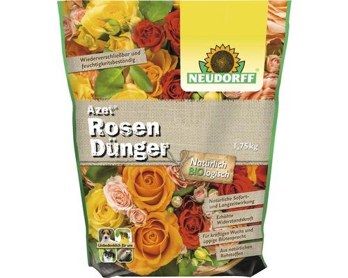 Engrais pour rosiers Neudorff engrais organique 1,75 kg