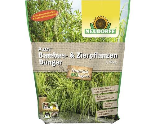 Engrais pour bambous Neudorff Azet engrais organique 1,75 kg