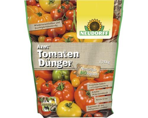Engrais pour tomates Azet Neudorff engrais organique 1,75 kg