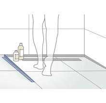 Gefällekeil Dural links 120 cm 11 mm-thumb-4