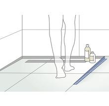 Gefällekeil GKR Dural rechts 98 cm 12,5 mm-thumb-3