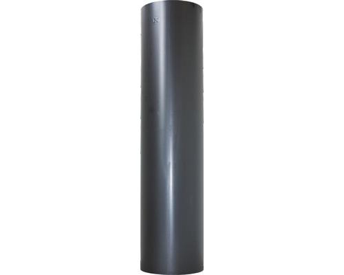 Conduit de poêle Ø 100 mm bleui 1 m